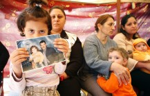 Grieving mothers of Nineveh