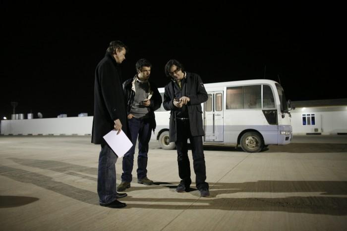 Op reportage in Irak