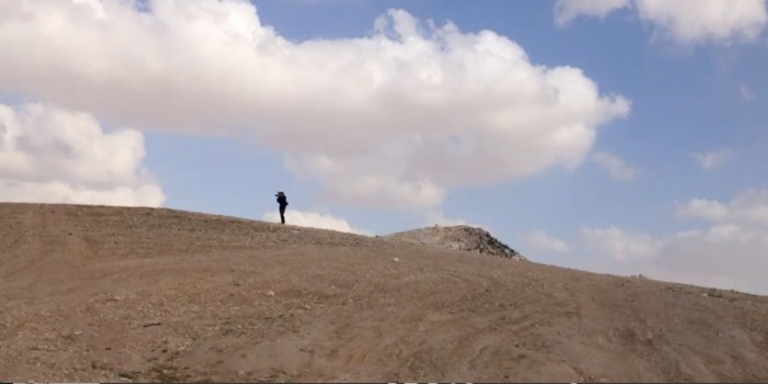 The Holy Land; Walk with me…