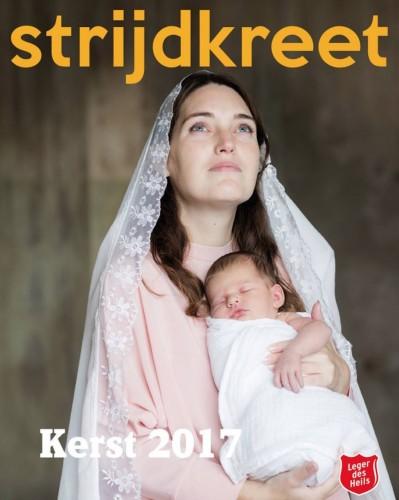 cover strijdkreet kerst 2017