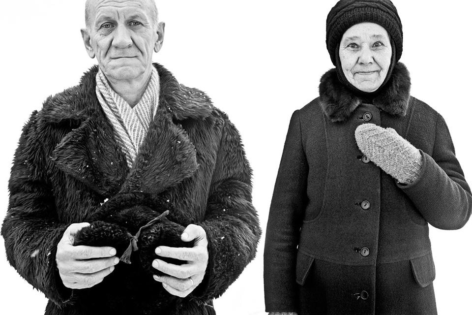 The people of Zheleznodorozhnyy